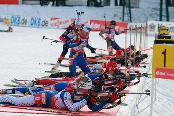 IBU Biathlon Weltcup
