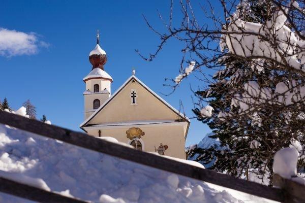 Dorfkirche Stuls im Passeiertal