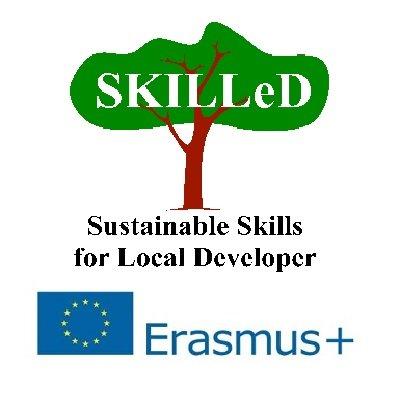 Skilled erasmus+ Logo