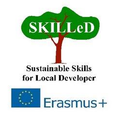 Skilled Erasmus Logo