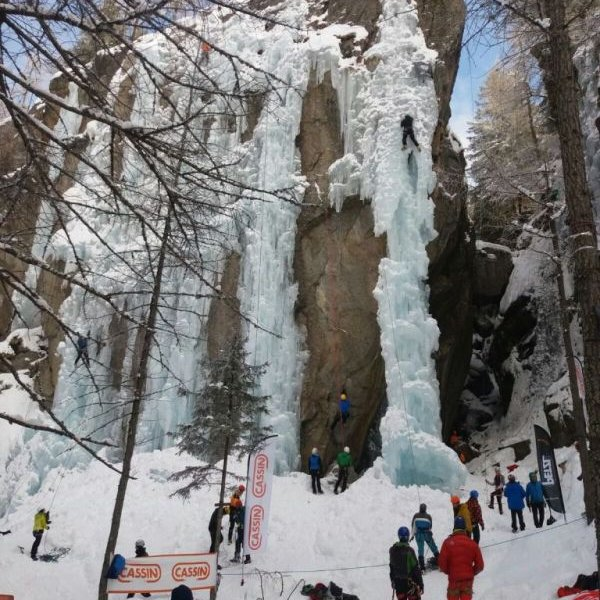 Ice Park Ceresole Reale