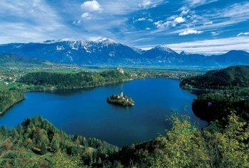 Wasser in Bled
