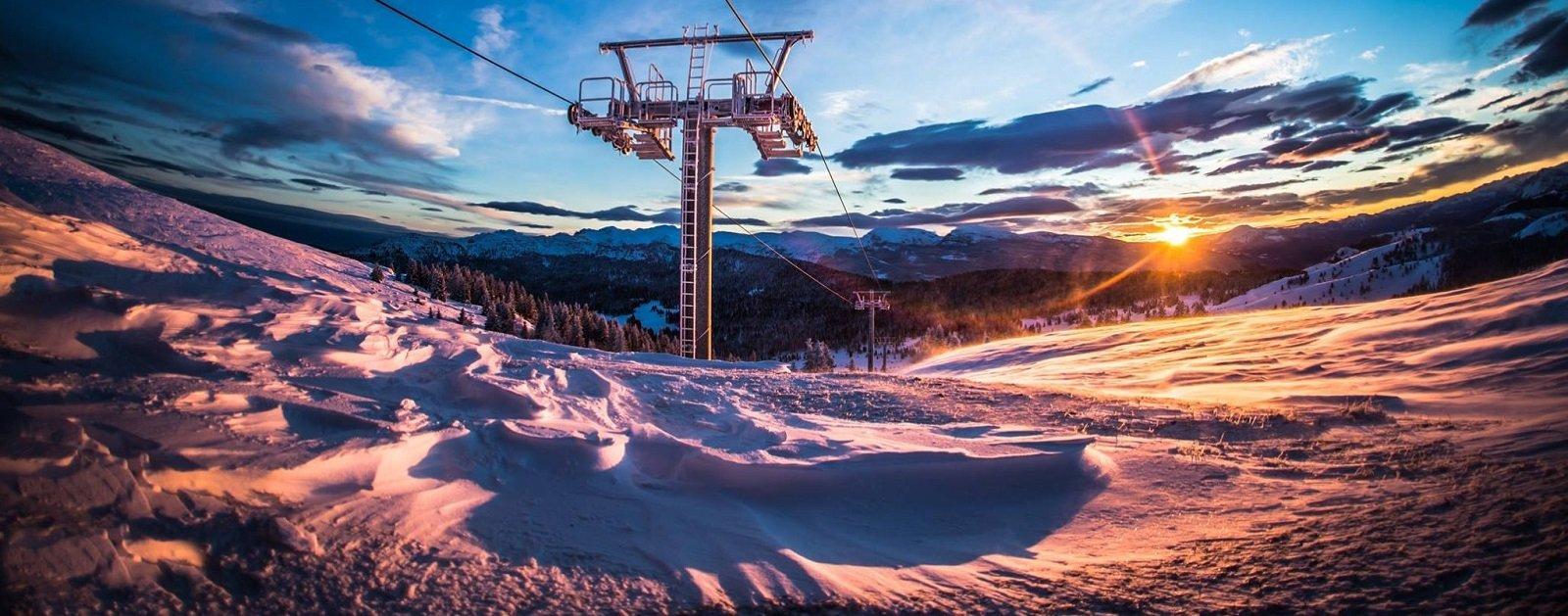 Skigebiet Alpe Cimbra (c) Gober