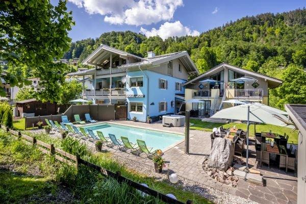 Ferienparadies Alpengluehn - Ferienwohnung Berchtesgaden (c) Guenther Standl