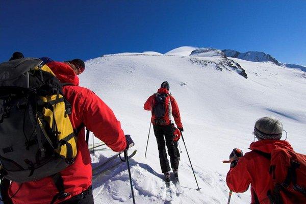Geführte Skitour in Mallnitz