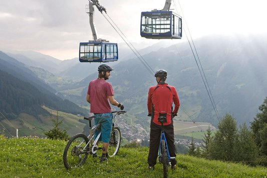 Mountainbike Tour in Disentis