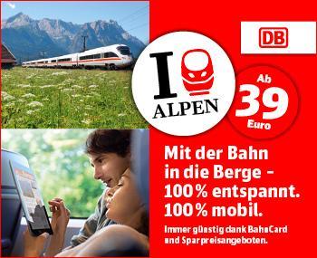 Deutsche Bahn: Ihr Mobilitäsportal für Bahnreisen