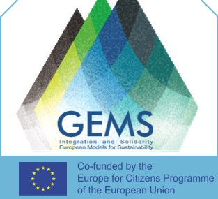 GEMSproject co-funded by the Europe for Citizens Programme of the EU